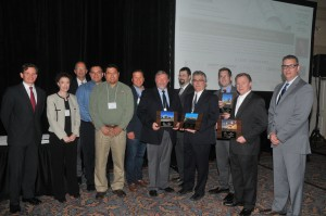 MEREDA's annual awards for the state's best commercial development projects were bestowed to six top Maine developments