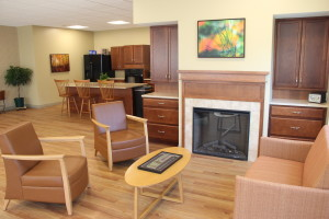 Ridgewood II community room
